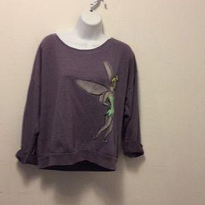 Tinker Bell sweatshirt